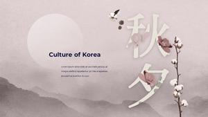 한국의 명절, 추석 파워포인트 템플릿 #11