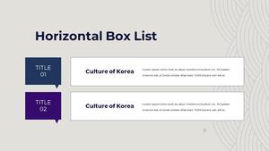한국의 명절, 추석 파워포인트 템플릿 #29