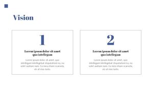 Simple Line 비즈니스 ppt 템플릿 #12