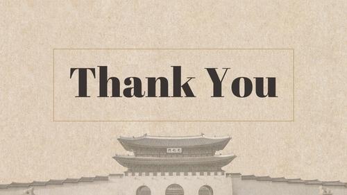 한글날 (Korea, 역사) 파워포인트 배경 - 섬네일 6page