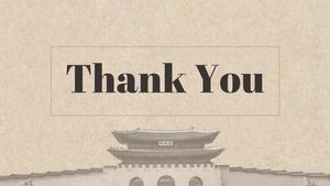 한글날 (Korea, 역사) 파워포인트 배경 #6