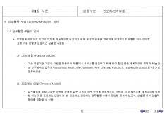중소기업을 위한 업종별 업무프로세스 표준모델(반도체/전자부품) #12