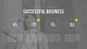 비즈니스 (Business) 파워포인트 배경 #4