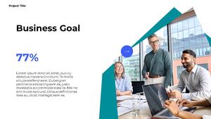 우리의 사업 제안서 피치덱 (Business Proposal)