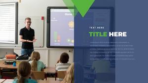 교육 (Learning) 파워포인트 템플릿