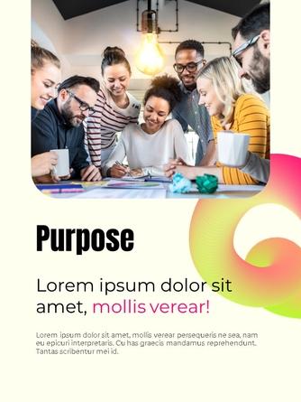Business Creative 세로형 템플릿 - 섬네일 8page