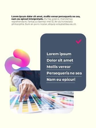 Business Creative 세로형 템플릿 - 섬네일 9page
