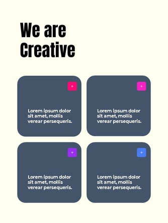 Business Creative 세로형 템플릿 - 섬네일 10page