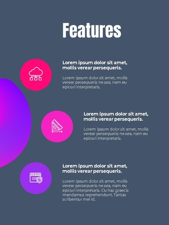Business Creative 세로형 템플릿 - 섬네일 14page