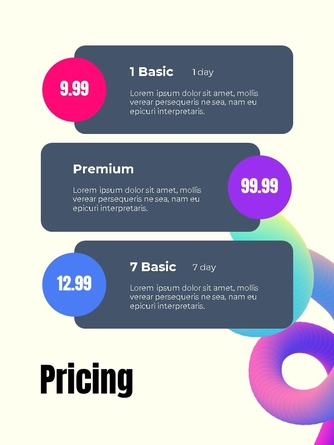 Business Creative 세로형 템플릿 - 섬네일 16page
