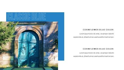 블루 스펙트럼 (Blue Spectrum) PPT 16:9 - 섬네일 10page