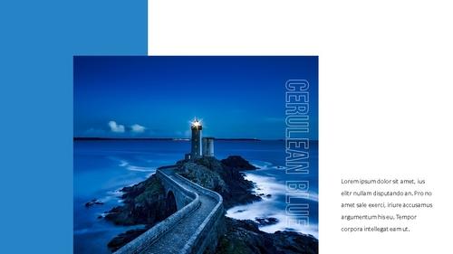 블루 스펙트럼 (Blue Spectrum) PPT 16:9 - 섬네일 13page