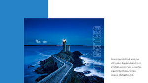 블루 스펙트럼 (Blue Spectrum) PPT 16:9 #13
