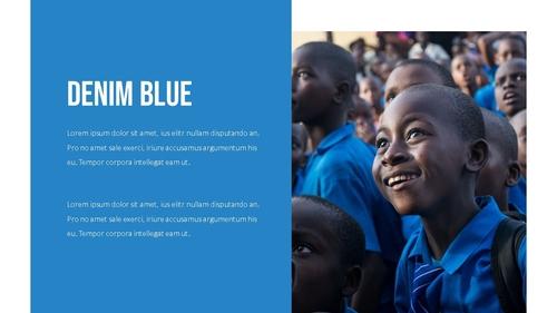 블루 스펙트럼 (Blue Spectrum) PPT 16:9 - 섬네일 14page