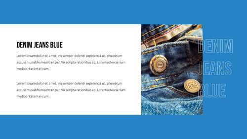 블루 스펙트럼 (Blue Spectrum) PPT 16:9 - 섬네일 16page