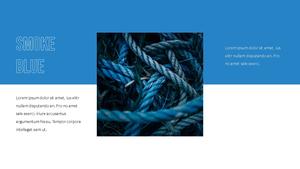 블루 스펙트럼 (Blue Spectrum) PPT 16:9 #22
