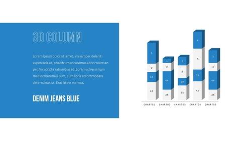 블루 스펙트럼 (Blue Spectrum) PPT 16:9 - 섬네일 27page