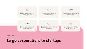 Collaboration Business Service 피치덱 PPT #12