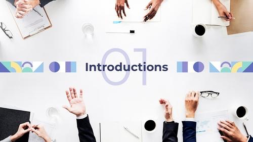 사업 시작 (Starting a Business) 템플릿 - 섬네일 3page