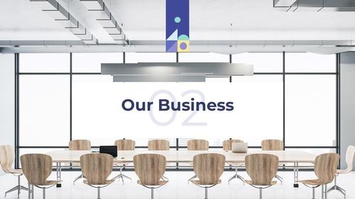 사업 시작 (Starting a Business) 템플릿 - 섬네일 10page