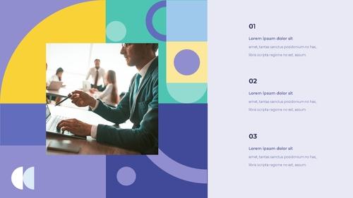 사업 시작 (Starting a Business) 템플릿 - 섬네일 15page