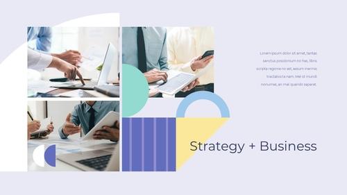 사업 시작 (Starting a Business) 템플릿 - 섬네일 19page