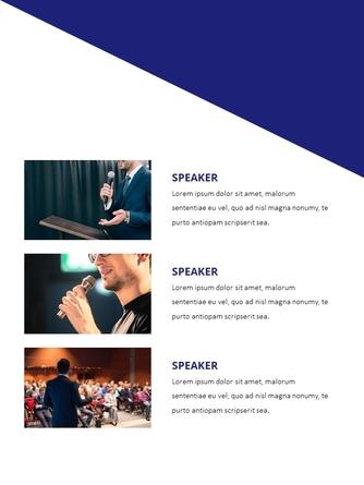 스피치 (Splendid Speech) 세로형 파워포인트 - 섬네일 8page