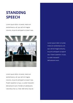 스피치 (Splendid Speech) 세로형 파워포인트 #9