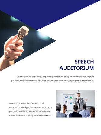 스피치 (Splendid Speech) 세로형 파워포인트 - 섬네일 12page