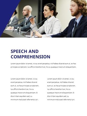 스피치 (Splendid Speech) 세로형 파워포인트 - 섬네일 18page