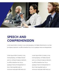 스피치 (Splendid Speech) 세로형 파워포인트 #18