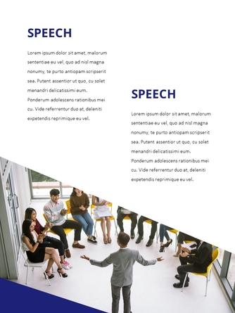 스피치 (Splendid Speech) 세로형 파워포인트 - 섬네일 21page
