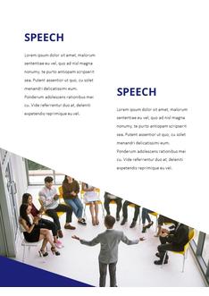 스피치 (Splendid Speech) 세로형 파워포인트 #21