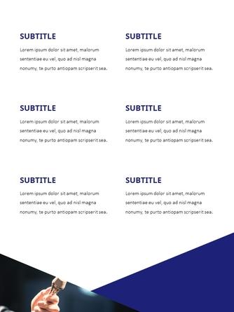 스피치 (Splendid Speech) 세로형 파워포인트 - 섬네일 22page