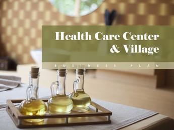 헬스케어센터(의료관광) 사업계획서