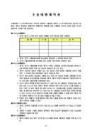 수출대행 계약서(국문)