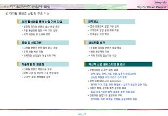 송도 게임 영상기업 단지조성 사업계획서 #19