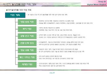 송도 게임 영상기업 단지조성 사업계획서 #40