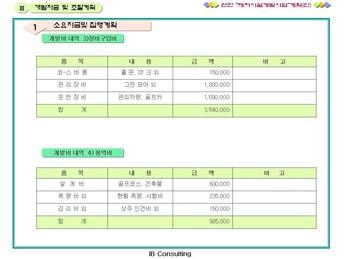 경기도연천 레저시설 개발 사업계획서 #26