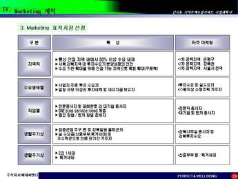 서울은평구 신사동 지역주택조합아파트 사업계획서 #29