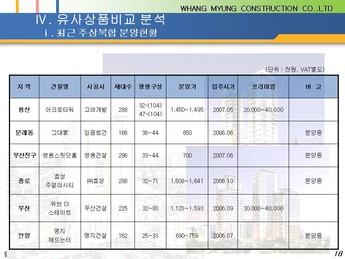 경기도 고양시 일산동 주상복합 건축분양사업계획서 #18