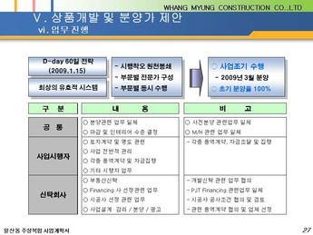 경기도 고양시 일산동 주상복합 건축분양사업계획서 #27