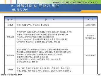 경기도 고양시 일산동 주상복합 건축분양사업계획서 #29