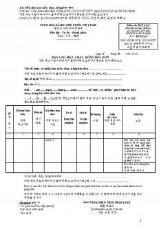 베트남 각종 세금계산서양식 리스트 page 10