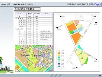 인천시 연수구동춘동 공동주택개발 사업계획서 #22