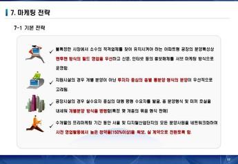 서울금천구 가산동아파트형 공장 사업계획서 #17